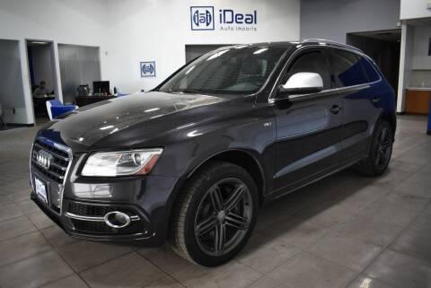 2014 Audi SQ5 for sale at iDeal Auto Imports in Eden Prairie MN