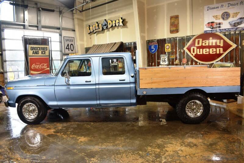 1976 Ford F-350 for sale at Cool Classic Rides in Redmond OR