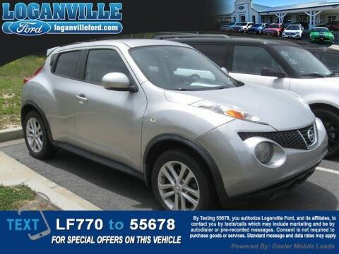 2011 Nissan JUKE for sale at Loganville Quick Lane and Tire Center in Loganville GA