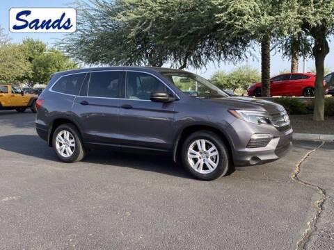 2018 Honda Pilot for sale at Sands Chevrolet in Surprise AZ