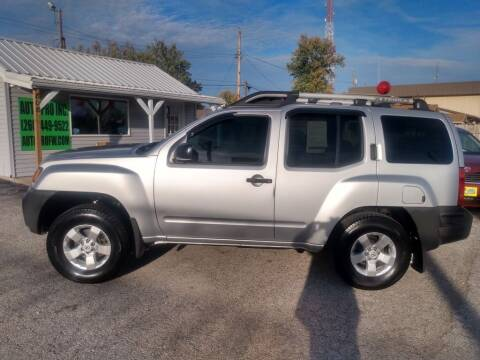 2010 Nissan Xterra for sale at Auto Pro Inc in Fort Wayne IN