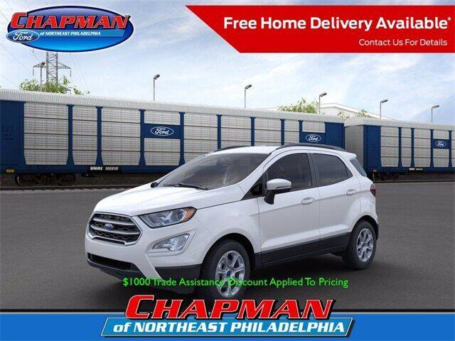 2021 Ford EcoSport for sale in Philadelphia, PA