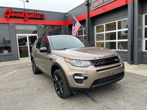 2016 Land Rover Discovery Sport for sale at Goodfella's  Motor Company in Tacoma WA