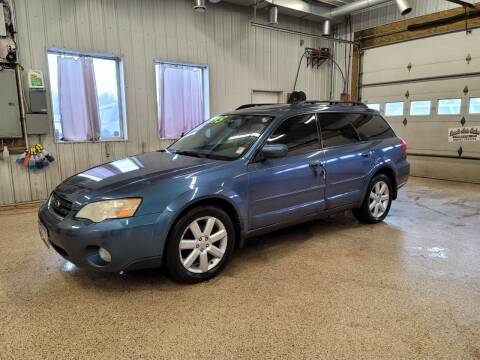 2006 Subaru Outback for sale at Sand's Auto Sales in Cambridge MN