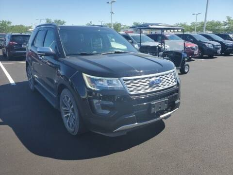 2017 Ford Explorer for sale at Karl Pre-Owned in Glidden IA
