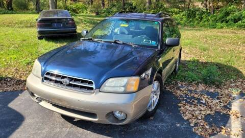 2002 Subaru Outback for sale at Sussex County Auto Exchange in Wantage NJ