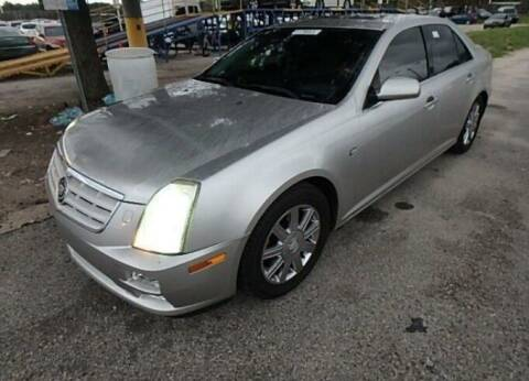 2005 Cadillac STS for sale at JacksonvilleMotorMall.com in Jacksonville FL