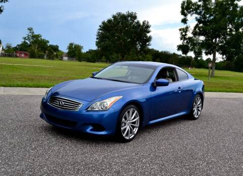 2008 Infiniti G37 for sale at P J'S AUTO WORLD-CLASSICS in Clearwater FL