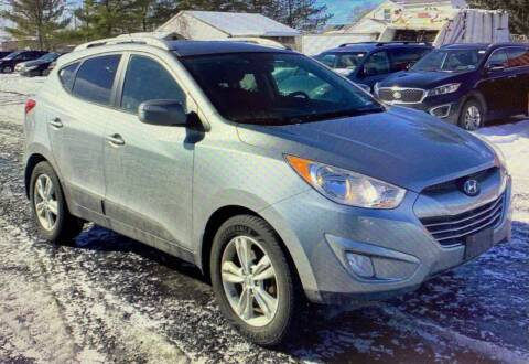 2013 Hyundai Tucson for sale at Downeast Auto Inc in South Waterboro ME