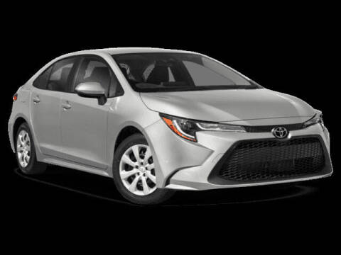 2020 Toyota Corolla for sale at Ideal Motor Group in Staten Island NY