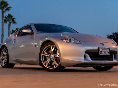 2010 Nissan 370Z for sale at Euro Auto Sales in Santa Clara CA