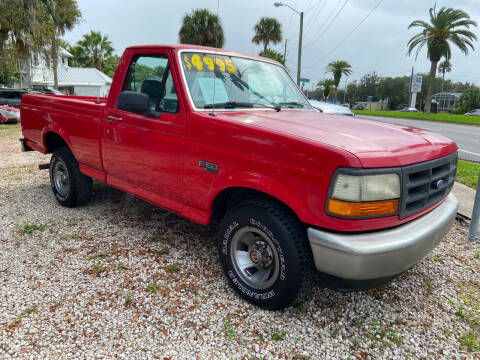 1994 Ford F-150 for sale at D & D Detail Experts / Cars R Us in New Smyrna Beach FL