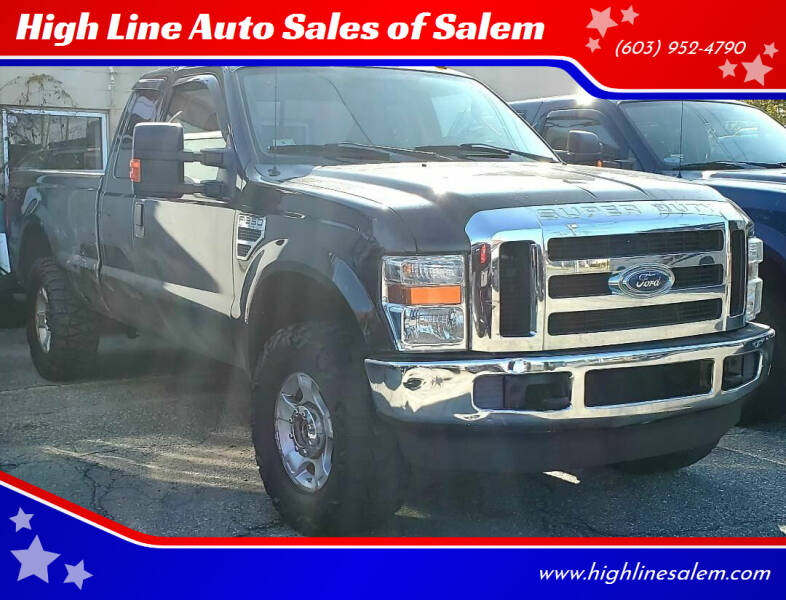 2009 Ford F-350 Super Duty for sale at High Line Auto Sales of Salem in Salem NH
