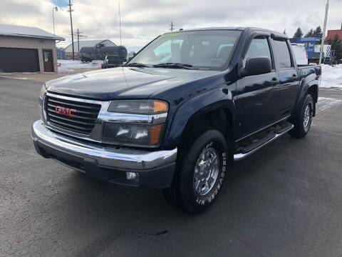 2007 GMC Canyon for sale at Mike's Budget Auto Sales in Cadillac MI
