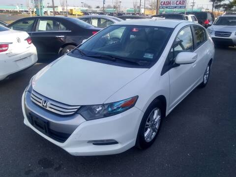 2011 Honda Insight for sale at Wilson Investments LLC in Ewing NJ