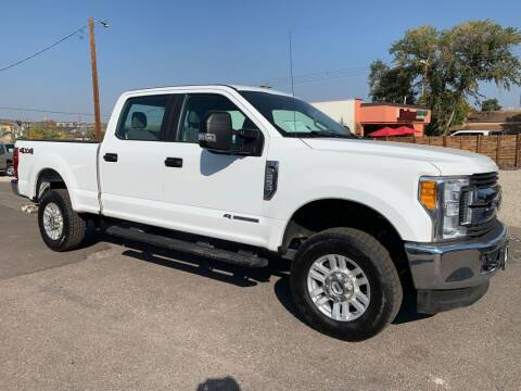 2017 Ford F-250 Super Duty for sale at BERKENKOTTER MOTORS in Brighton CO