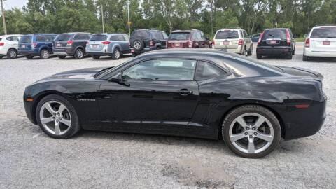 2012 Chevrolet Camaro for sale at Sarpy County Motors in Springfield NE