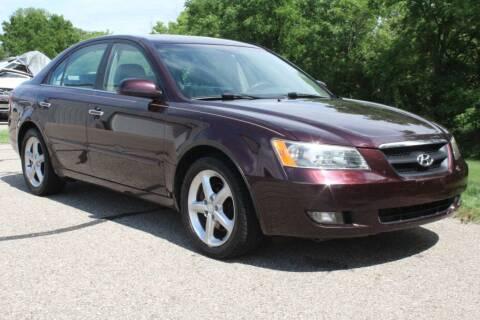 2006 Hyundai Sonata for sale at S & L Auto Sales in Grand Rapids MI