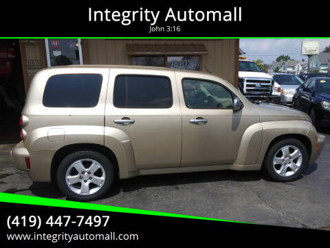 2006 Chevrolet HHR for sale at Integrity Automall in Tiffin OH