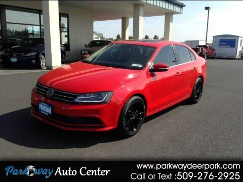2015 Volkswagen Jetta for sale at PARKWAY AUTO CENTER AND RV in Deer Park WA