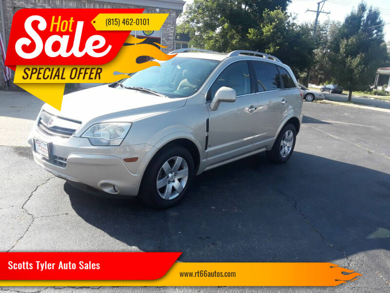 2009 Saturn Vue for sale at Scotts Tyler Auto Sales in Wilmington IL