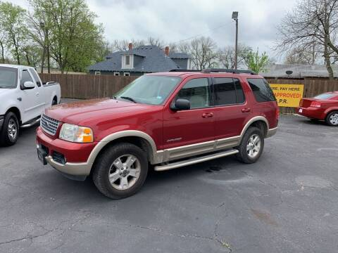 2005 Ford Explorer for sale at Elliott Autos in Killeen TX