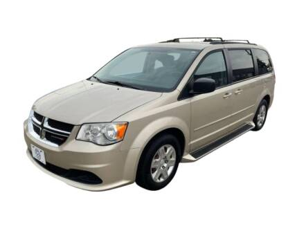 2013 Dodge Grand Caravan for sale at Averys Auto Group in Lapeer MI