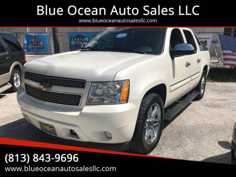 2008 Chevrolet Avalanche for sale at Blue Ocean Auto Sales LLC in Tampa FL