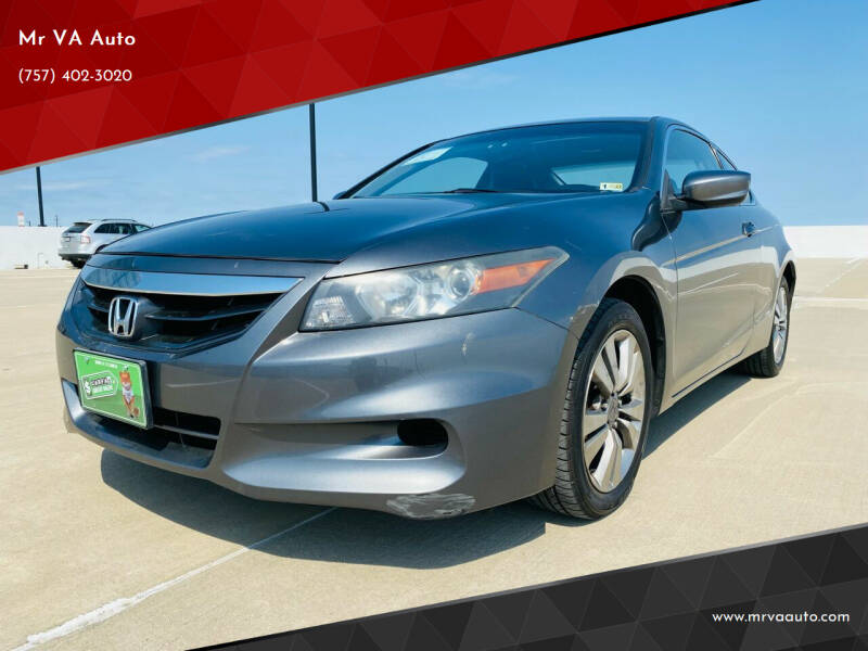 2012 Honda Accord for sale at Mr VA Auto in Chesapeake VA