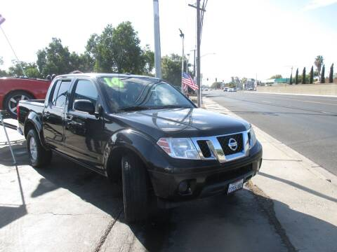 2014 Nissan Frontier for sale at Quick Auto Sales in Modesto CA