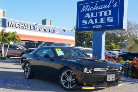 2020 Dodge Challenger for sale at Michael's Auto Sales Corp in Hollywood FL