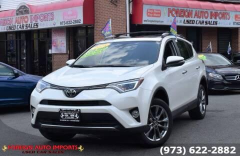 2018 Toyota RAV4 for sale at www.onlycarsnj.net in Irvington NJ