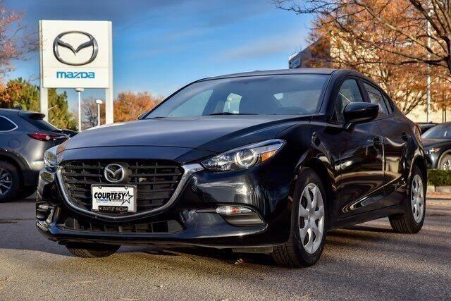 2017 Mazda MAZDA3 for sale at COURTESY MAZDA in Longmont CO