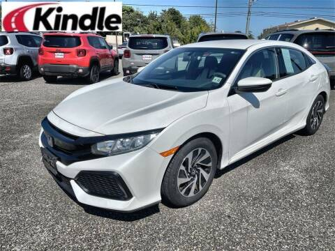 2017 Honda Civic for sale at Kindle Auto Plaza in Cape May Court House NJ