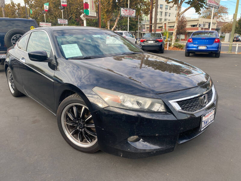 2008 Honda Accord for sale at San Jose Auto Outlet in San Jose CA