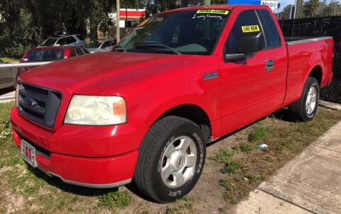 2004 Ford F-150 for sale at Castagna Auto Sales LLC in Saint Augustine FL