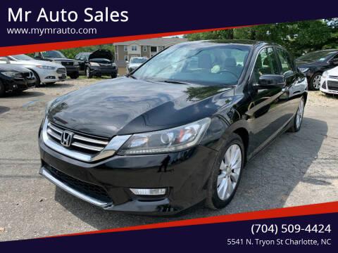 2014 Honda Accord for sale at Mr Auto Sales in Charlotte NC