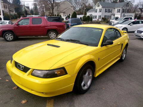 2002 Ford Mustang for sale at Washington Street Auto Sales in Canton MA