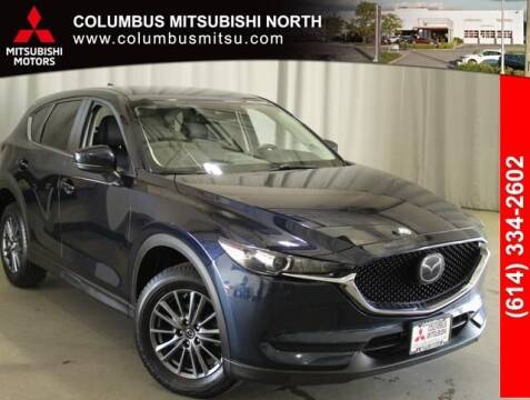 2017 Mazda CX-5 for sale at Auto Center of Columbus - Columbus Mitsubishi North in Columbus OH
