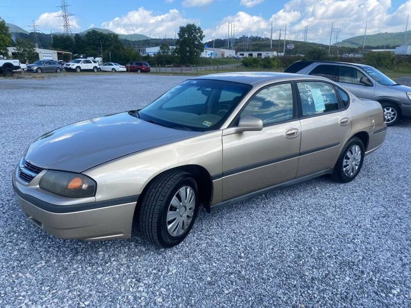 2005 Chevrolet Impala for sale at Bailey's Auto Sales in Cloverdale VA