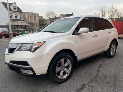 2013 Acura MDX for sale at Amicars in Easton PA