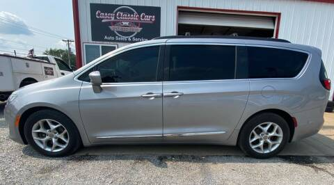 2017 Chrysler Pacifica for sale at Casey Classic Cars in Casey IL