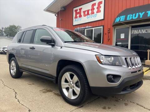 2016 Jeep Compass for sale at HUFF AUTO GROUP in Jackson MI