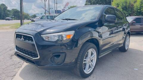 2014 Mitsubishi Outlander Sport for sale at Capital Motors in Raleigh NC