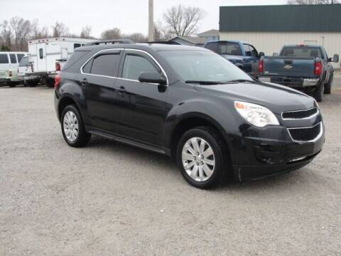 2011 Chevrolet Equinox for sale at Frieling Auto Sales in Manhattan KS