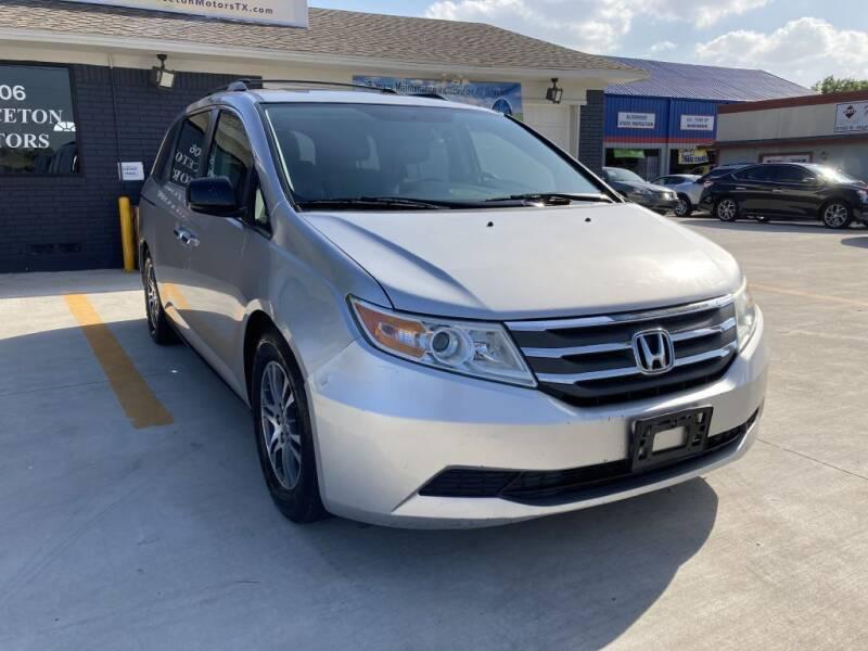 2013 Honda Odyssey for sale at Princeton Motors in Princeton TX