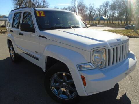 2012 Jeep Liberty for sale at Sunshine Auto Sales in Kansas City MO