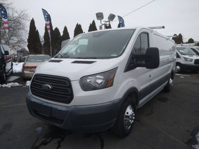 2015 Ford Transit Cargo for sale at P J McCafferty Inc in Langhorne PA