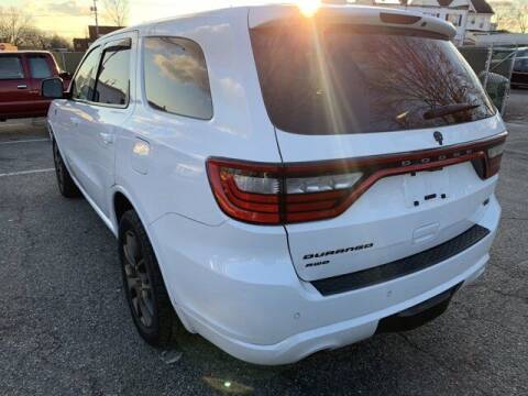2016 Dodge Durango for sale at NYC Motorcars in Freeport NY