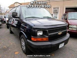 2010 Chevrolet Express Passenger for sale at M J Traders Ltd. in Garfield NJ